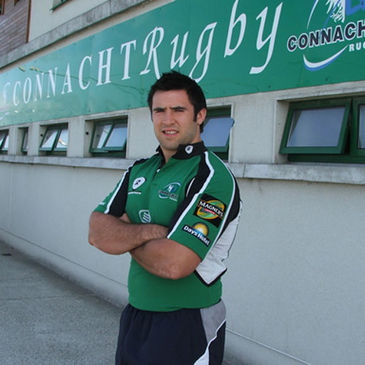 Jamie Hagan will make his home debut for Connacht on Friday