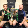Jamie Heaslip always knew Leinster could be the number one side in Europe and now it is official