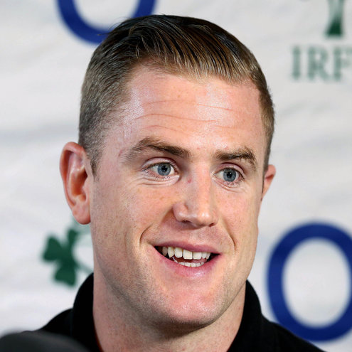 Irish Rugby TV: Team Announcement Press Conference
