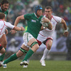 When the action got underway in Rotorua, Jamie Heaslip and the rest of Ireland's strong ball carriers quickly got into their stride