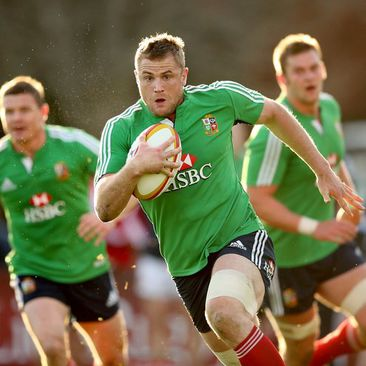 In Pics: British & Irish Lions Training In Melbourne