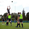 Ireland will be keen to put in an improved display in the lineouts after coughing up set piece ball against the French in Bordeaux