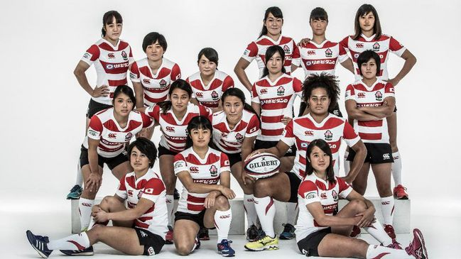 Japan are set to compete in their first WRWC since 2002