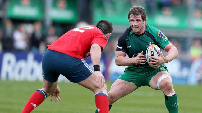 Returning Connacht Players Are 'On Track'