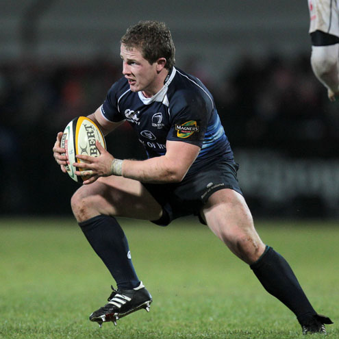 Former Leinster hooker Jason Harris-Wright