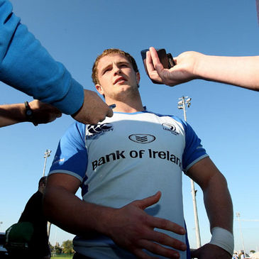 Young Leinster hooker Jason Harris-Wright