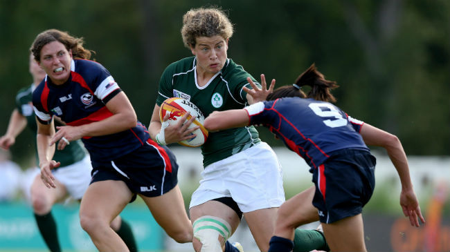 Irish Rugby TV: Jenny Murphy On Her Return To Sevens Rugby