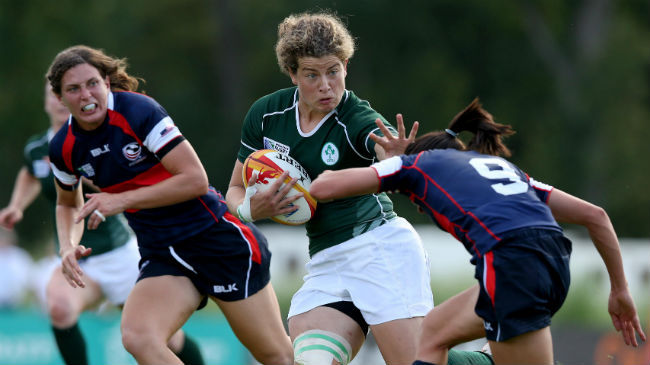 Ireland Women's Sevens Season Kicks Off In Biarritz