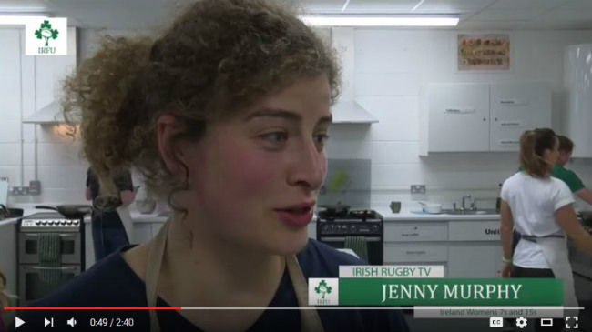 Ready, Steady, Cook: Women's Sevens Squad Cook Up A Storm