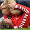 Munster coach Tony McGahan said injured hooker Jerry Flannery is hoping to return to action in 'two to three weeks' time'