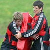 Jerry Flannery and Donncha O'Callaghan have been two vital cogs in the Munster and Ireland packs this season