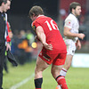 But Munster's bonus point victory was marred by the calf injury sustained by replacement hooker Jerry Flannery