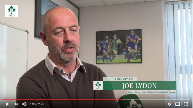 Irish Rugby TV: David Nucifora And Joe Lydon On IQ Rugby