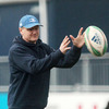 Leinster head coach Joe Schmidt said: 'With Clermont chasing hard behind us, unfortunately the pool isn't over and we really need to win on Saturday. That's the bottom line.'