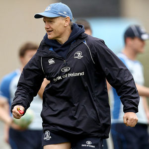 Leinster Squad Training At UCD, Monday, April 25, 2011