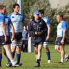 New Zealander Joe Schmidt has good knowledge of Racing Metro 92, having coached in France for three years
