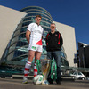 Johann Muller, who recently returned from Rugby World Cup duty with South Africa, will lead Brian McLaughlin's Ulster side into battle against Clermont Auvergne next week