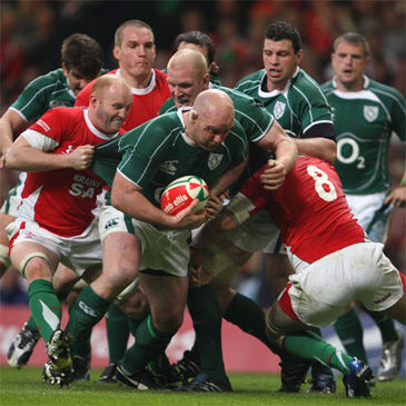 John Hayes on the charge against Wales