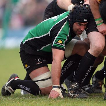 Connacht flanker John Muldoon will lead the team against Munster