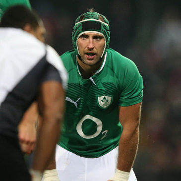 Ireland back rower John Muldoon