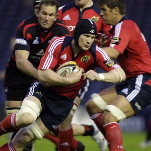 Edinburgh 15 Munster 20, Murrayfield, Friday, September 5, 2008