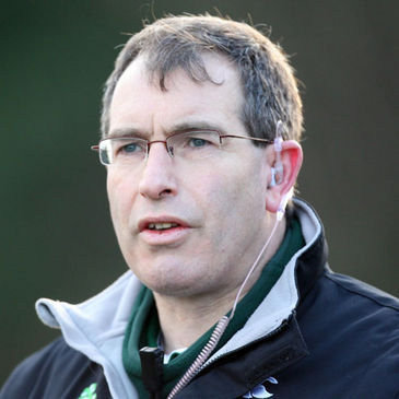 John O'Sullivan will take charge of the Munster Women's side