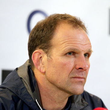Ireland forwards coach John Plumtree