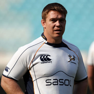 South Africa captain John Smit