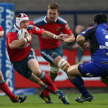 Munster's Johne Murphy
