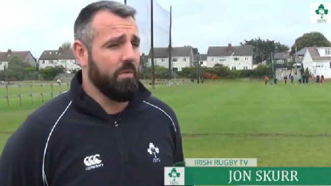 Irish Rugby TV: Jon Skurr On Recruiting New Sevens Talent