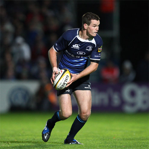 Jonathan Sexton will start for Leinster against Munster