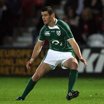 Ireland 'A' out-half Jonathan Sexton