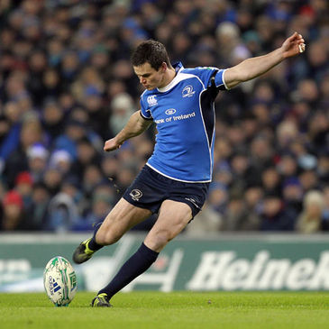 Jonathan Sexton in action at the Aviva Stadium