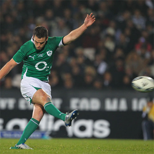 Photos of Friday's historic encounter between New Zealand Maori and Ireland