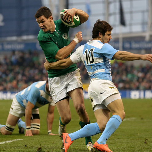 Photos of Ireland's GUINNESS Series victory over Argentina
