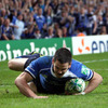 Leinster had to make a strong start to the second half and they did just that, courtesy of Jonathan Sexton's first try