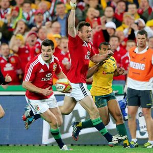 Australia 16 British & Irish Lions 41, ANZ Stadium, Sydney, Australia, Saturday, July 6, 2013