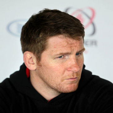 Ulster defence coach Jonny Bell