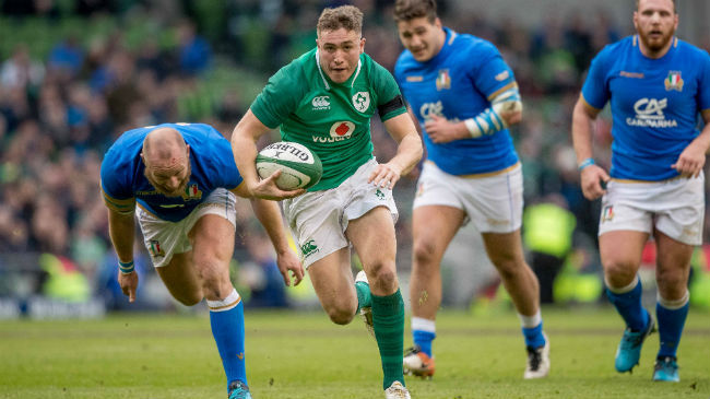 Irish Rugby TV: 'Ireland Debut Is A Dream Come True' - Jordan Larmour