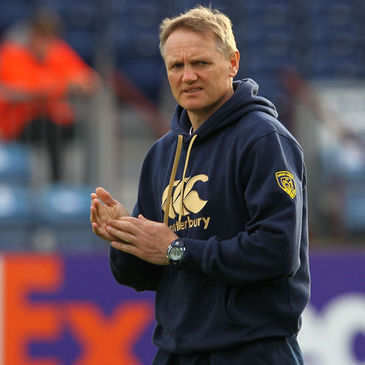 New Leinster coach Josef Schmidt