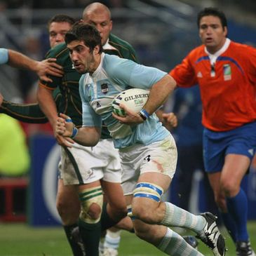 Juan Martin Fernandez Lobbe will lead Argentina against Ireland