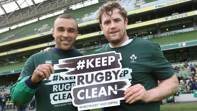 IRFU Anti-Doping Report Highlights Increased Testing