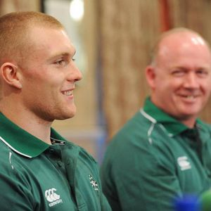 Ireland Team Announcement Press Conference, Fitzpatrick's Castle Hotel, Killiney, Tuesday, November 4, 2008