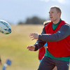 Keith Earls was one of the busier members of the Ireland squad during the past month. He was a starter for the two warm-up Tests against France and also last weekend's game against England
