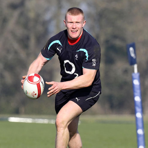 Ireland Squad Training At Carton House, Kildare, Thursday, March 3, 2011