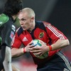 Full-back Keith Earls also made his Heineken Cup bow, settling in after a nervy opening