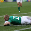 Keith Earls' 45th-minute effort was converted superbly by Ronan O'Gara, bringing Ireland back level at 10-10