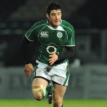 Connacht and Ireland 'A' centre Keith Matthews