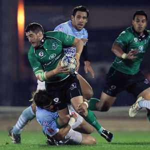 Connacht 16 Bayonne 13, The Sportsground, Friday, October 15, 2010