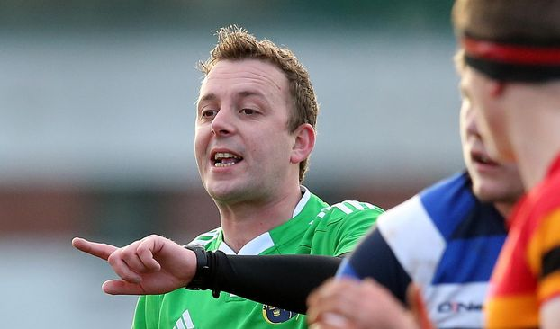 IRFU Referee Appointments